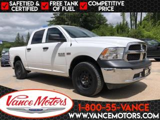 Used 2017 RAM 1500 SXT 4x4...V8*BACKUP CAM*TOW! for sale in Bancroft, ON