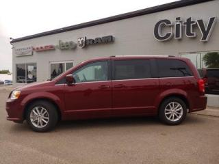 New 2020 Dodge Grand Caravan Premium Plus | DVD | Remote Start | Stow 'n Go for sale in Medicine Hat, AB