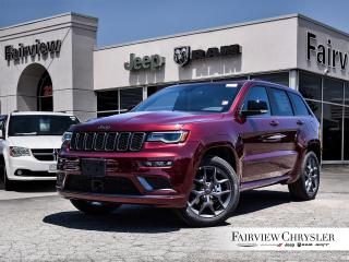New 2020 Jeep Grand Cherokee Limited X for sale in Burlington, ON