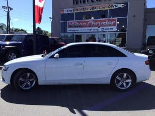 Used 2014 Audi A4 2.0 Komfort for sale in Milton, ON