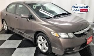 Used 2010 Honda Civic Sport for sale in Cornwall, ON