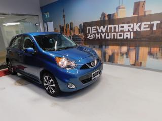 Used 2017 Nissan Micra SV Alloys! Sunroof! for sale in Newmarket, ON