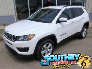 Used 2018 Jeep Compass North 4x4 - All Equipped for sale in Southey, SK