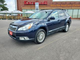 Used 2012 Subaru Outback 4dr Wgn H6 Auto 3.6R Limited LOW KM FULLY LOADED for sale in Scarborough, ON