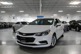Used 2016 Chevrolet Cruze NO ACCIDENTS I REAR CAM I REMOTE STARTER I HEATED SEATS I BT for sale in Mississauga, ON