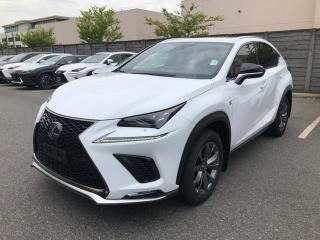 New 2020 Lexus NX 300 F Sport Series 1 for sale in North Vancouver, BC