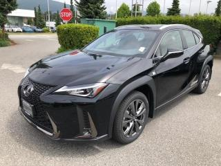 New 2020 Lexus UX 250H AWD F Sport Series 1 for sale in North Vancouver, BC