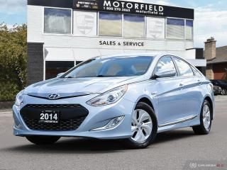 Used 2014 Hyundai Sonata Hybrid *One Owner, Accident Free, Backup Cam, 69KM* for sale in Scarborough, ON