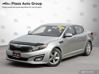 Used 2015 Kia Optima LX Winter Edition | 7 DAY EXCHANGE for sale in Orillia, ON