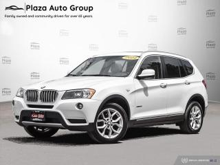 Used 2014 BMW X3 xDrive28i | LOADED | 7 DAY EXCHANGE for sale in Richmond Hill, ON