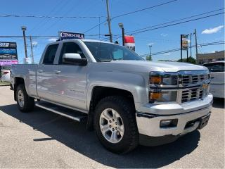 Used 2015 Chevrolet Silverado 1500 z71   4x4, Double Cab, Tow Package, Bench Seating, for sale in Caledonia, ON