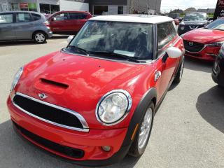 Used 2011 MINI Cooper 2DR CPE S for sale in Beauport, QC