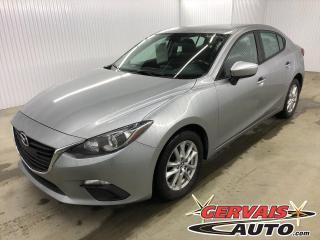 Used 2016 Mazda MAZDA3 MAGS *Bas kilométrage* for sale in Trois-Rivières, QC
