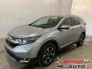 Used 2019 Honda CR-V Touring AWD Cuir GPS Toit panoramique Mags *Incroyablement bien équipé* for sale in Trois-Rivières, QC