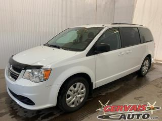 Used 2017 Dodge Grand Caravan SXT STOW N GO A/C 7 PASSAGERS for sale in Trois-Rivières, QC