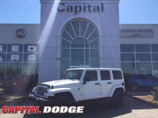 Used 2015 Jeep Wrangler Unlimited Wrangler X for sale in Kanata, ON
