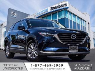 Used 2019 Mazda CX-9 1.5%@FINANCE|CPO|GS|7 PASSENGER|CLEAN CARFAX for sale in Scarborough, ON