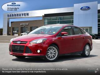 Used 2014 Ford Focus Titanium for sale in Ottawa, ON