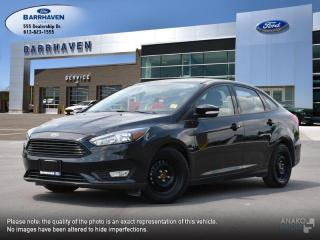 Used 2018 Ford Focus SEL for sale in Ottawa, ON