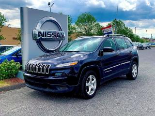 Used 2015 Jeep Cherokee Sport for sale in Drummondville, QC