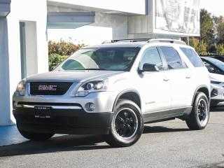 Used 2008 GMC Acadia SLE AM/FM Radio, CD player, A/C for sale in Coquitlam, BC