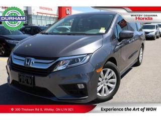 Used 2018 Honda Odyssey LX Auto for sale in Whitby, ON