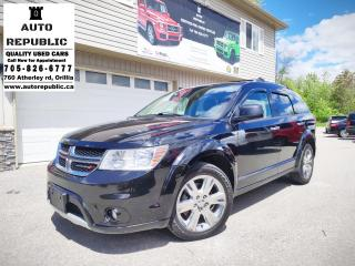 Used 2014 Dodge Journey R/T for sale in Orillia, ON