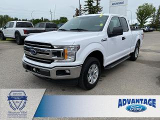 Used 2018 Ford F-150 XLT for sale in Calgary, AB