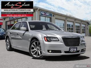 Used 2014 Chrysler 300 ONLY 148K! **SPORT MODEL**PAN-SUNROOF**TECH PKG** for sale in Scarborough, ON