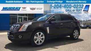 Used 2015 Cadillac SRX *New Tires* Heated/Cooled Leather Seats* Remote St for sale in Brandon, MB