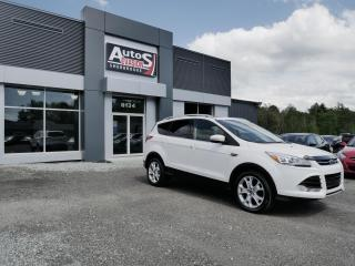 Used 2014 Ford Escape 4WD 2.0 Titanium + INSPECTÉ for sale in Sherbrooke, QC
