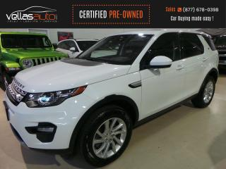 Used 2019 Land Rover Discovery Sport HSE  AWD  NAVIGATION  PANO RF for sale in Vaughan, ON