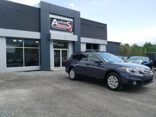 Used 2015 Subaru Outback FAMILIALE 2.5i AWD, VENDU MERCI !!! SOLD for sale in Sherbrooke, QC