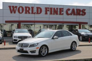 Used 2013 Mercedes-Benz C-Class | *Accident Free* | Ontario Local! for sale in Etobicoke, ON