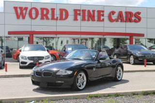 Used 2007 BMW Z4 3.0si | 250+ HP! | *6-speed* | Ontario Local for sale in Etobicoke, ON