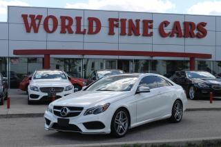 Used 2014 Mercedes-Benz E-Class | 4matic AWD | Navigation for sale in Etobicoke, ON