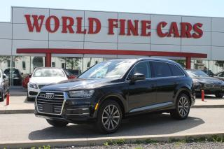 Used 2017 Audi Q7 3.0T Technik Technik! Ontario| Accident Free! for sale in Etobicoke, ON