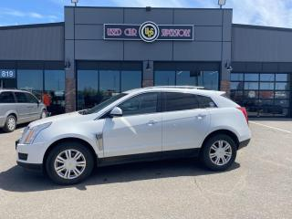 Used 2013 Cadillac SRX FWD 4dr Luxury Collection for sale in Thunder Bay, ON