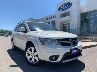Used 2014 Dodge Journey R/T for sale in St Thomas, ON
