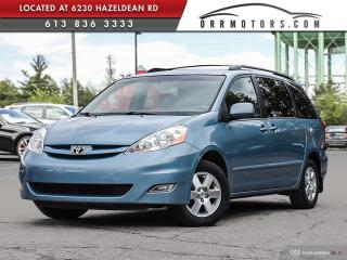 Used 2008 Toyota Sienna LE 7 Passenger 7 PASSENGER | LEATHER for sale in Stittsville, ON