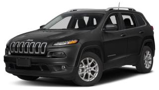 Used 2017 Jeep Cherokee North for sale in North York, ON