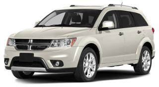 Used 2015 Dodge Journey R/T Leather, Sunroof, DVD Ent., Clean Carfax for sale in North York, ON
