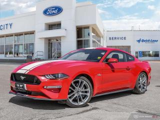 Used 2019 Ford Mustang GT Premium for sale in Winnipeg, MB