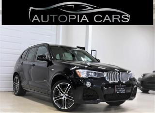 Used 2016 BMW X3 AWD 4DR XDRIVE35I for sale in North York, ON