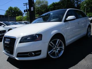 Used 2012 Audi A3 TDI PROGRESSIV|ONE OWNER|90KMS|PANO ROOF !!! for sale in Burlington, ON