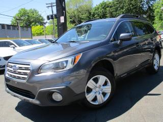 Used 2016 Subaru Outback 2.5i|DRIVE TRAIN - ALL WHEEL| BACK-UP CAMERA|175KM for sale in Burlington, ON