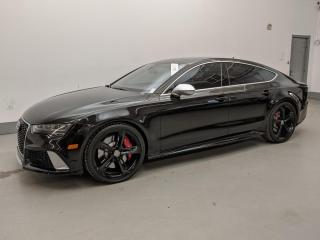 Used 2016 Audi RS 7 RS 7/HEADS-UP/CARBON FIBER/360 CAMERA! for sale in Toronto, ON