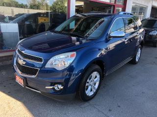 Used 2010 Chevrolet Equinox LTZ for sale in Hamilton, ON