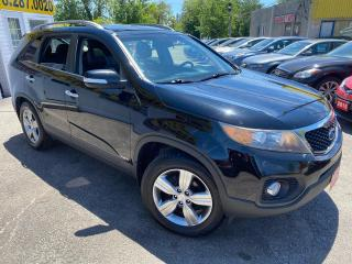 Used 2012 Kia Sorento EX LUX/ 7 SEATER/ LEATHER/ SUNROOF/ NAVI/ CAM ++ for sale in Scarborough, ON