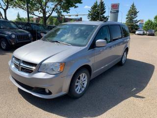 Used 2018 Dodge Grand Caravan SXT Premium Plus for sale in Edmonton, AB